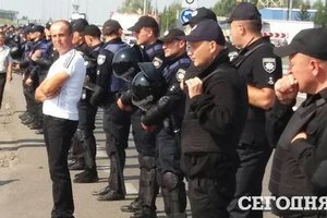 Прорыв через украинскую границу обошлся Саакашвили в три с половиной  тысячи гривен