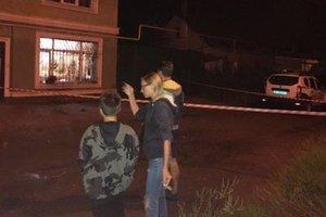 В Одессе неизвестные бросили боевую гранату в окно жилого дома