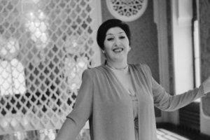 Скончалась всемирно известная оперная певица