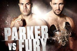 Чемпионский бой Фьюри - Паркер: когда начало и где смотреть