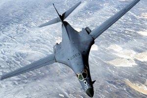 Бомбардировщики США пролетели у побережья КНДР