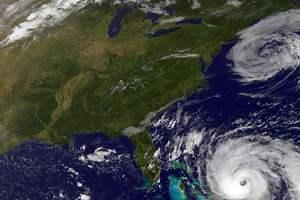 """В США объявлено штормовое предупреждение из-за урагана """"Мария"""""""