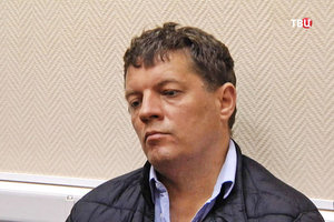 В России суд продлил на два месяца арест украинского журналиста Сущенко