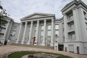 Музей в центре Киева может разрушиться