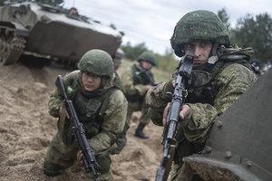 В Минск прибыл российский спецназ