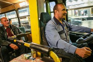 В Киеве появилась схема ночных маршрутов транспорта