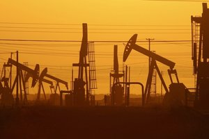Цена на нефть побила двухлетний рекорд
