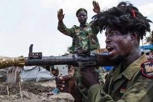 Оружие из Украины для Судана: в Amnesty International уточнили роль Киева