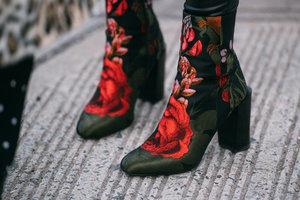 Что носить осенью: модная обувь 2017 года