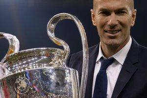 УЕФА составил символическую сборную тренеров Лиги чемпионов