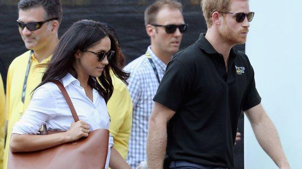 Британский принц Гарри извезда сериала «Форс-мажоры» назначили дату свадьбы