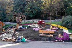 Как будет выглядеть яркая выставка хризантем в Киеве