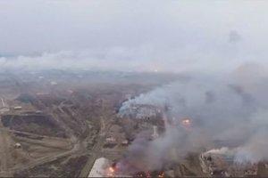 Взрывы под Винницей: в Калиновке стабилизировалась обстановка