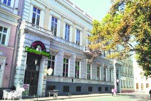 В Одессе на территории Дворца моряков хотят построить гостиницу