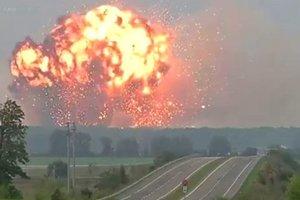 Взрывы на складах в Калиновке прекратились – Бутусов