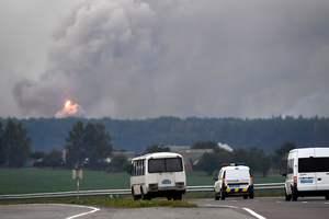 Взрывы на складах в Калиновке уничтожили боеприпасов на 800 млн долларов