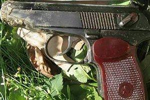 """На Прикарпатье нашли пистолет, украденный из милиции в """"ночь гнева""""  во Львове"""