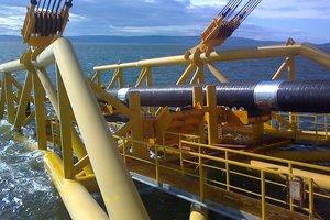 """""""Газпром"""" построил 300 км газопровода в обход Украины"""