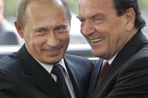 """Экс-канцлер Германии Шредер стал главой совета директоров """"Роснефти"""""""