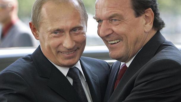 Экс-канцлер Германии стал новым главой совета начальников «Роснефти»