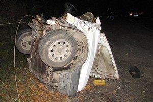 Смертельное ДТП Хмельницкой области: машину разорвало надвое