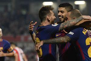 """""""Барселона"""" при пустых трибунах упрочила лидерство в Испании"""