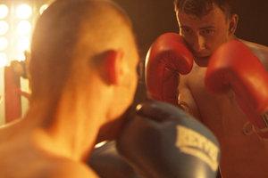 Певец Ivan NAVI вернулся на боксерский ринг
