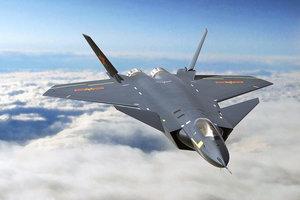 Китай принял на вооружение новейший истребитель J-20