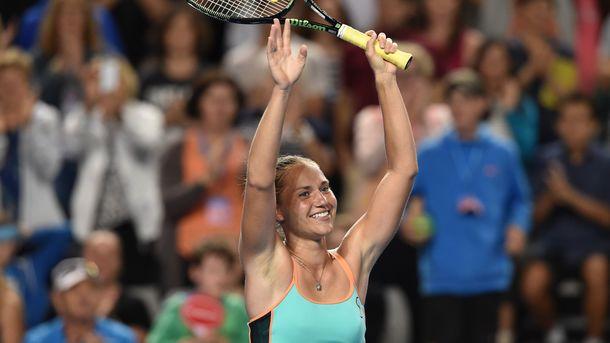Украинская теннисистка Бондаренко стала чемпионкой турнира WTA вУзбекистане
