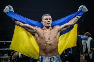Российский боксер раскрыл секрет победы над Усиком