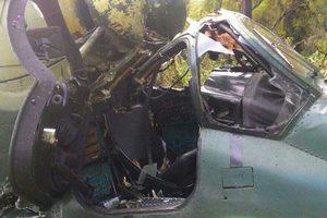 В Конго разбился военный самолет, среди погибших могут быть украинцы