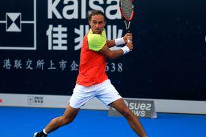 Лучший украинский теннисист в Китае проиграл бельгийцу Гоффену