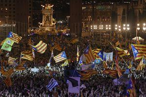 После референдума в Каталонии объявлена всеобщая забастовка