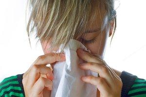 Как за считанные минуты вылечить заложенный нос