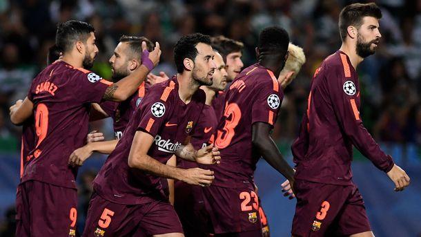 ФК «Барселона» присоединился кзабастовке вКаталонии