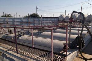 Пограничники изъяли тонны топлива на 4 миллиона гривен