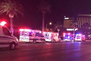 Бойня в Лас-Вегасе: число жертв продолжает расти