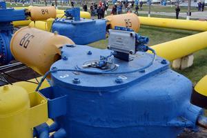 Украина рекордно нарастила транзит газа
