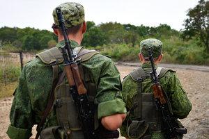 Появились данные о кавказских боевиках, убивших российского пограничника у границы с Украиной