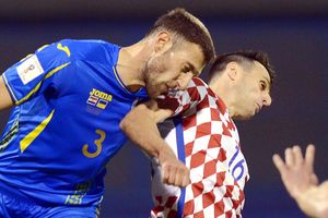 Косово и Хорватия лишились ключевых игроков накануне матчей против Украины