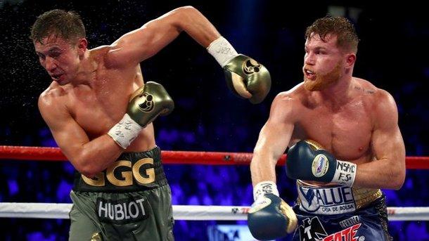 Головкин иАльварес проведут матч-реванш под эгидой WBC