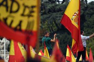 В Каталонии назвали новое число жертв беспорядков