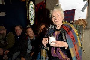 76-летняя Вивьен Вествуд поделилась необычным секретом молодости