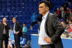 Горан Бошкович стал главным тренером сборной Украины по баскетболу