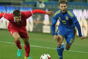 Травмированного Богдана Бутко в сборной Украины заменил Александр Караваев