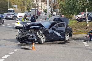 В Киеве произошло ДТП со смертельным исходом