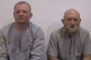 ИГ показало видео с пленными российскими солдатами