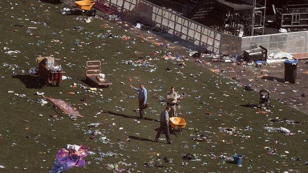 Вкритическом состоянии находятся 45 пострадавших— Стрельба вЛас-Вегасе