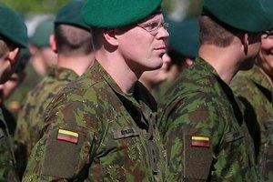 Литва отправила военных в Украину - СМИ