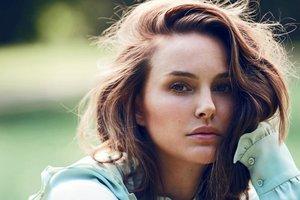 36-летняя Натали Портман снялась для модного журнала